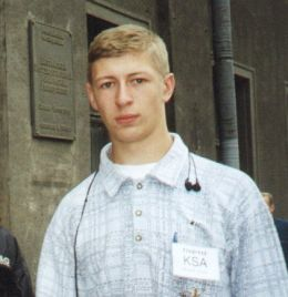 KSA (Станислав Кузин) - треки